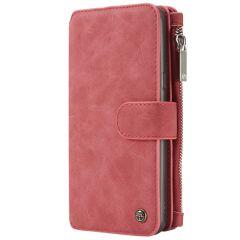 CaseMe Étui luxe 2-en-1 à rabat Samsung Galaxy S8 - Rouge