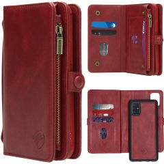 iMoshion Étui 2-en-1 à rabat Samsung Galaxy A51 - Rouge