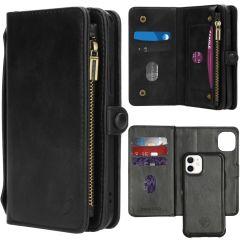 iMoshion Étui 2-en-1 à rabat iPhone 12 Mini - Noir