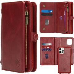 iMoshion Étui 2-en-1 à rabat iPhone 12 (Pro) - Rouge