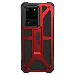 UAG Coque Monarch Samsung Galaxy S20 Ultra - Crimson Red