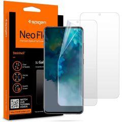 Spigen Protection d'écran Neo Flex Duo Pack Samsung Galaxy S20 Plus