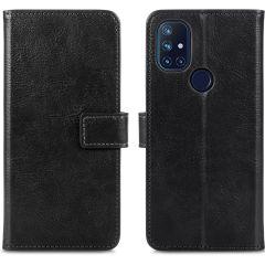 iMoshion Étui de téléphone portefeuille Luxe OnePlus Nord N10 5G