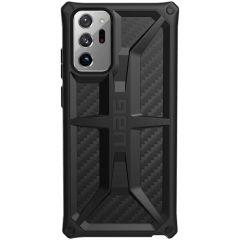 UAG Coque Monarch Samsung Galaxy S20 Ultra - Carbon Fiber