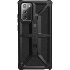 UAG Coque Monarch Samsung Galaxy Note 20 - Noir