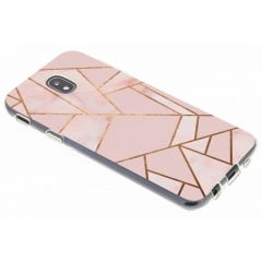 Coque design Samsung Galaxy J5 (2017) - Pink Graphic