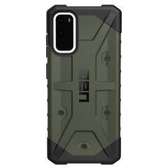 UAG Coque Pathfinder Samsung Galaxy S20 - Olive