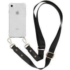 iMoshion Coque avec dragonne iPhone SE (2020) / 8 / 7 - Transparent