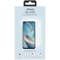 Selencia Protection d'écran en verre durci Oppo Reno4 Z 5G