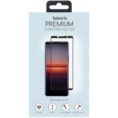 Selencia Protection d'écran premium en verre Sony Xperia 5 II