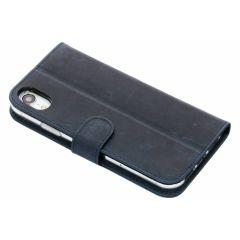 Valenta L'étui de téléphone Classic Luxe iPhone Xr - Bleu