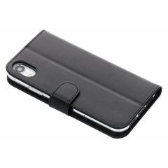 Valenta L'étui de téléphone Classic Luxe iPhone Xr - Noir