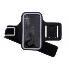 Bracelet de sport Taille Samsung Galaxy S9 - Noir