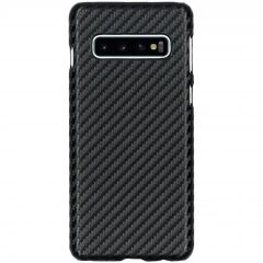 Coque rigide en carbone Samsung Galaxy S10