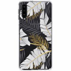 Coque design Samsung Galaxy A7 (2018) - Glamour Botanic