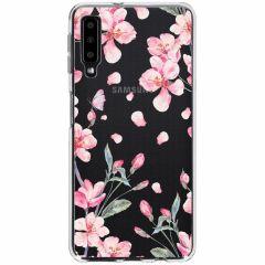 Coque design Samsung Galaxy A7 (2018) - Blossom