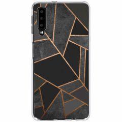Coque design Samsung Galaxy A7 (2018) - Black Graphic