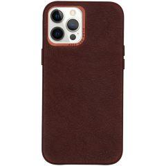 Decoded Coque en cuir iPhone 12 Pro Max