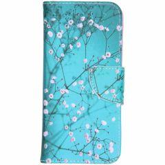 Coque silicone design Samsung Galaxy A6 (2018) - Blossom