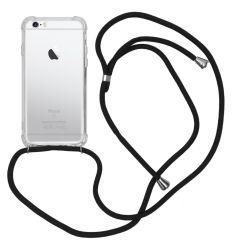 iMoshion Coque avec dragonne iPhone 6 / 6s - Noir