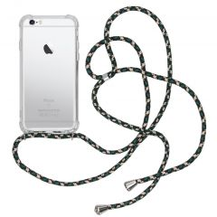 iMoshion Coque avec dragonne iPhone 6 / 6s - Vert