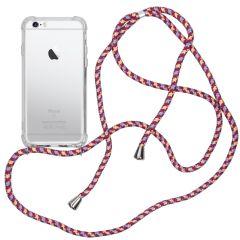 iMoshion Coque avec dragonne iPhone 6 / 6s - Violet