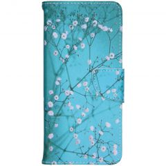 Coque silicone design Nokia 5.3 - Blossom