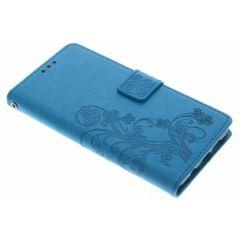 Etui de téléphone Fleurs de Trèfle Samsung Galaxy A5 (2016)