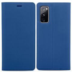 iMoshion Étui de téléphone Slim Folio Samsung Galaxy S20 FE - Bleu