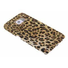 Coque au motif léopard Samsung Galaxy S6
