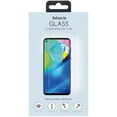 Selencia Protection d'écran en verre durci Motorola Moto G8 Power