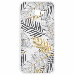 Coque design Samsung Galaxy J4 Plus - Glamour Botanic