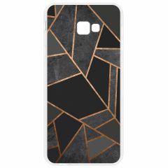 Coque design Samsung Galaxy J4 Plus - Black Graphic