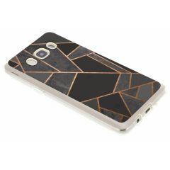Coque design Samsung Galaxy J5 (2016) - Black Graphic