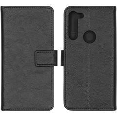 iMoshion Étui de téléphone portefeuille Luxe Motorola Moto G8 Power