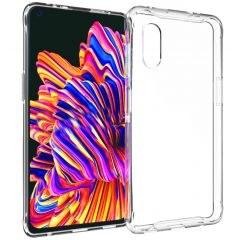 Accezz Coque Clear Samsung Galaxy Xcover Pro