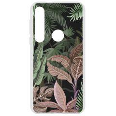 Coque design Motorola Moto G8 Plus - Jungle