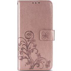Etui de téléphone Fleurs de Trèfle Sony Xperia 10 II
