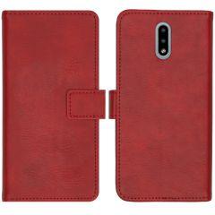 iMoshion Étui de téléphone portefeuille Luxe Nokia 2.3 - Rouge