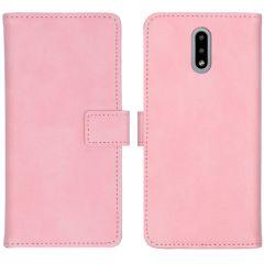 iMoshion Étui de téléphone portefeuille Luxe Nokia 2.3 - Rose