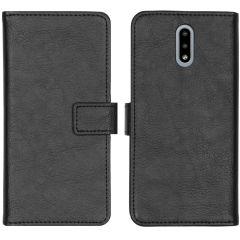 iMoshion Étui de téléphone portefeuille Luxe Nokia 2.3 - Noir