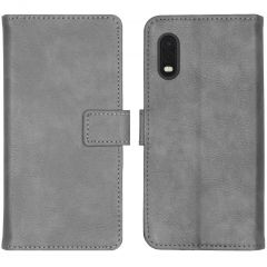 iMoshion Étui de téléphone Luxe Samsung Galaxy Xcover Pro - Gris