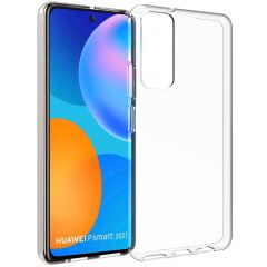Accezz Coque Clear Huawei P Smart (2021) - Transparent