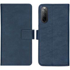 iMoshion Étui de téléphone portefeuille Luxe Sony Xperia 10 II