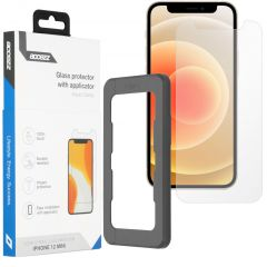Accezz Protection d'écran Glass + Applicateur iPhone 12 Mini