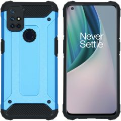 iMoshion Coque iMoshion Rugged Xtreme OnePlus Nord N10 5G - Bleu