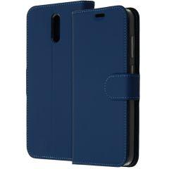 Accezz Étui de téléphone Wallet Nokia 2.3 - Bleu