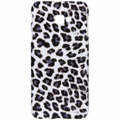 Coque au motif léopard Samsung Galaxy J4 Plus