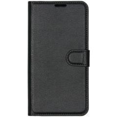 iMoshion Étui de téléphone Luxe Motorola Moto G8 Plus - Noir