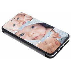 Conceptions portefeuille gel (une face) Galaxy A5 (2016)